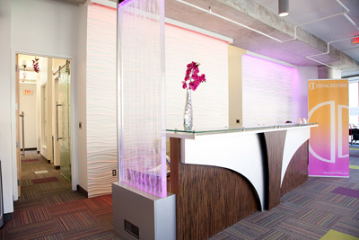 Dental Front Desk Office Designs Winnipeg